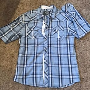 Men BKE button up